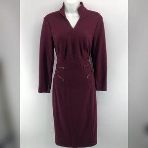 Women's Cache Midi Dress Size 14